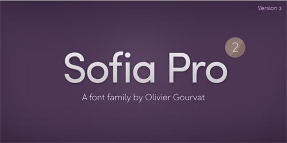 Sofia Pro Light