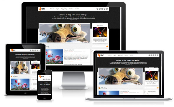 Responsive Design Fur Wordpress 25 Top Gratis Themes