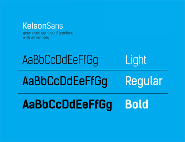 Kelson Sans