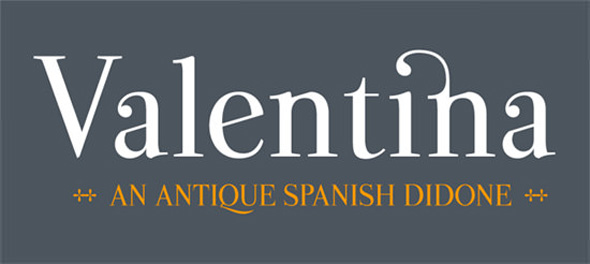 Valentina, an antique Spanish didone