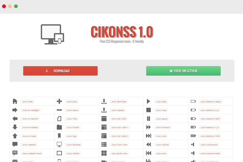 Cikonss