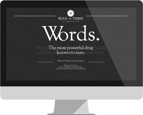 Rule of Three – The Copywriting Studio