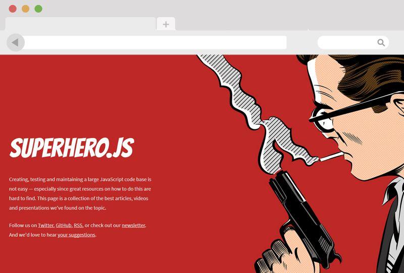 Superhero-js