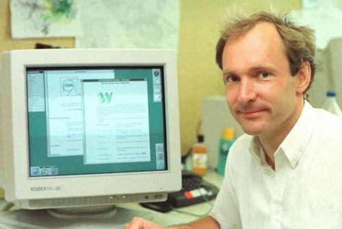Tim Berners-Lee Erfinder des World Wide Web