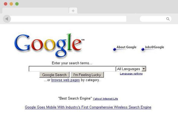 Google 2000