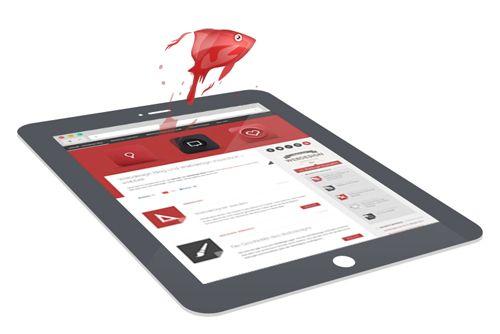 Innovative Webseiten zukunftssicher umsetzten