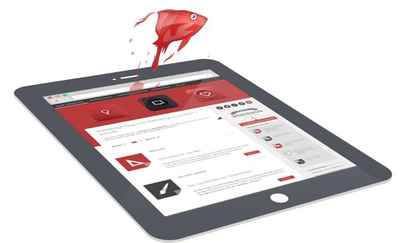 Innovative Webseiten