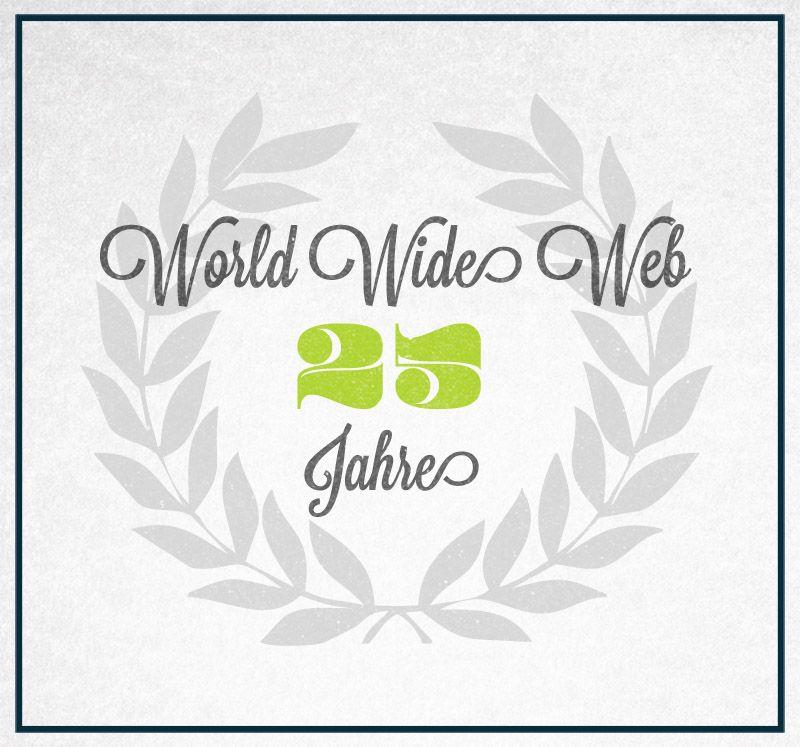 25 Jahre World Wide Web