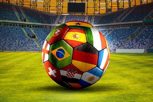 Fußball-WM und Online-Shopping (Infografik)
