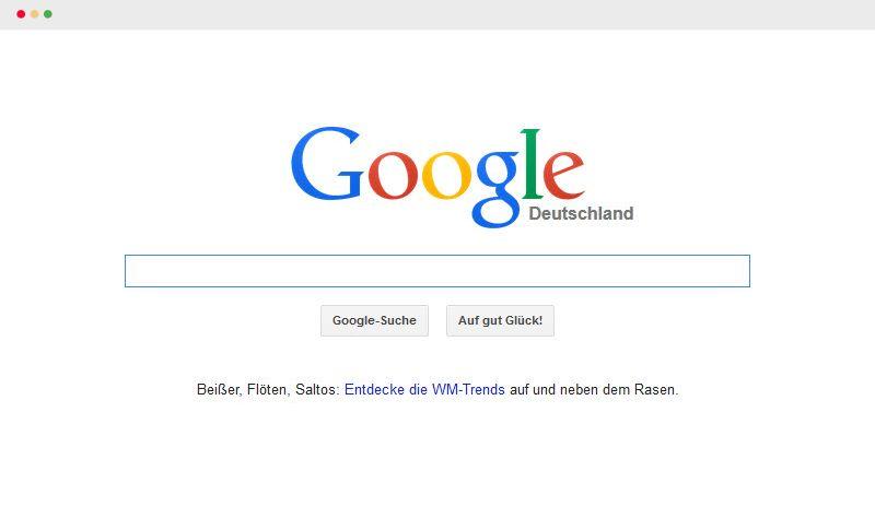 Google Daten löschen