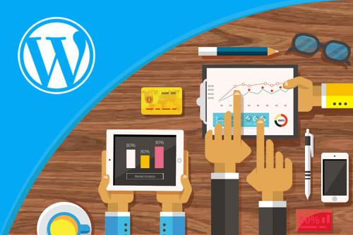 Die WordPress Geschichte