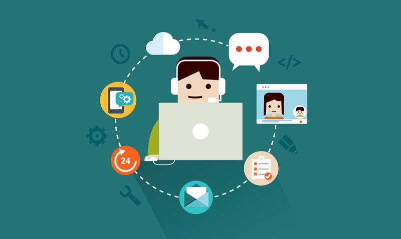 Homepage für Unternehmen