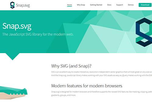 Snap.svg: jQuery für animierte und interaktive Vektorgrafiken