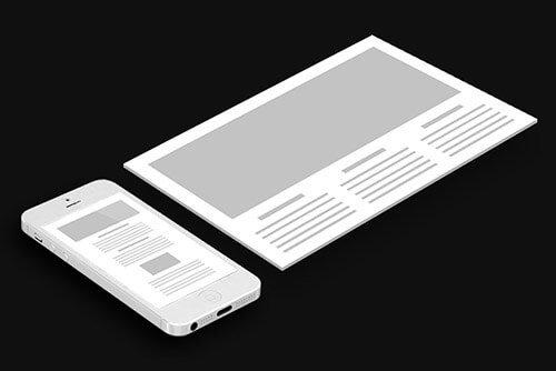 Richtiges Webdesign
