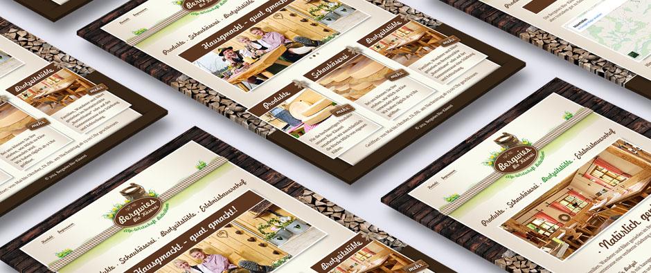 Webdesign Bergwies