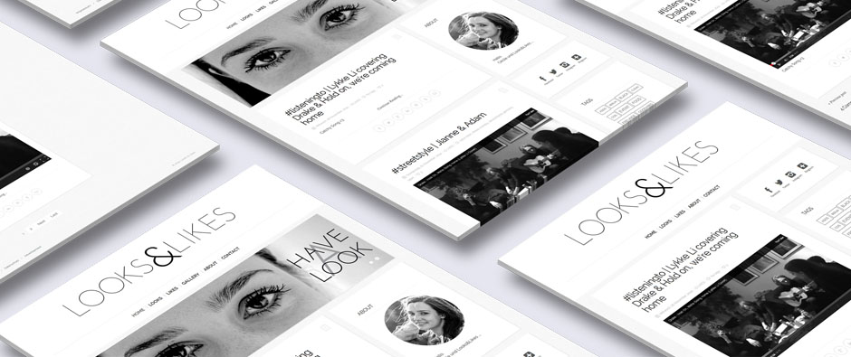 Webdesign LooksandLikes