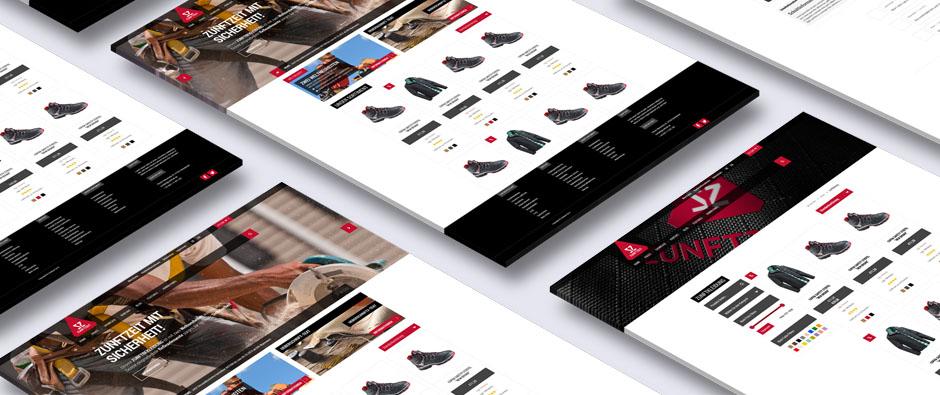 Webdesign Zunftzeit