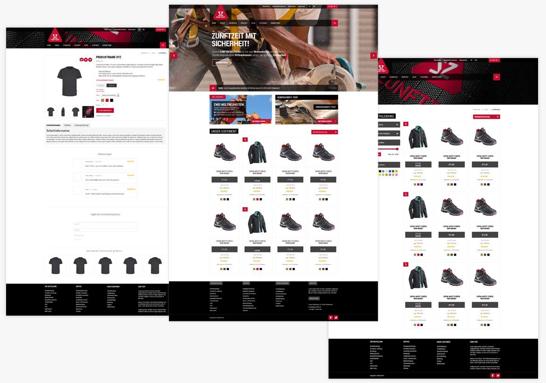 Zunftzeit Website