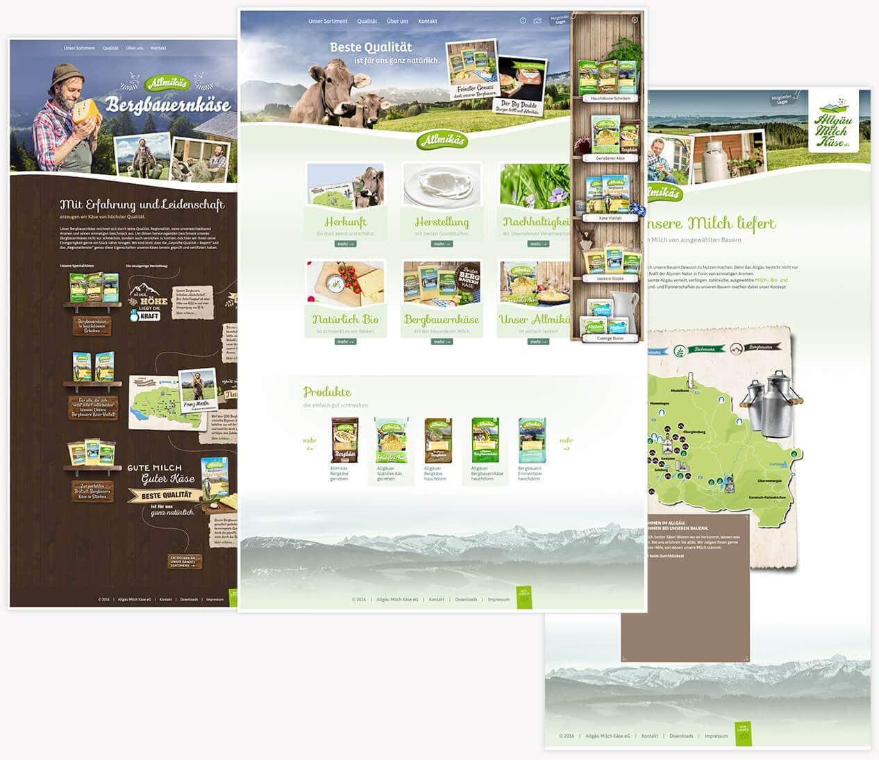 Allmi Website