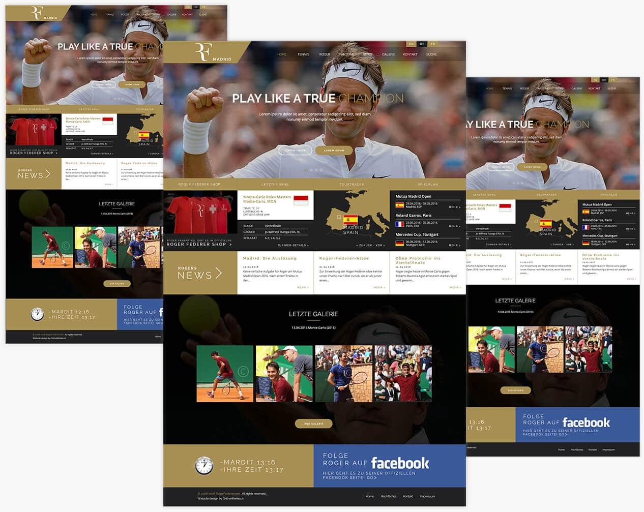 Roger Website
