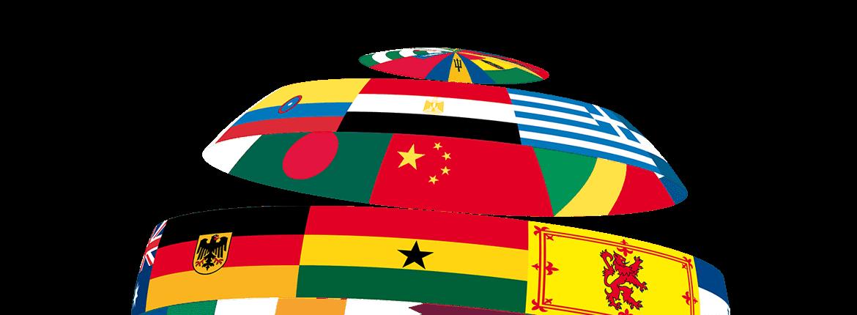 Internationale und mehrsprachige Webseite